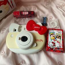 Sanrio Hello Kitty Instax Mini Cheki 2016 Limited Polaroid Camera Red Unused