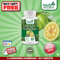 100% Pure Garcinia Cambogia Extract 70% HCA Weight Loss Diet Pills MAX PLUS