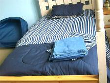 College Dorm bedroom set in the Bag,  Twin/Twin XL