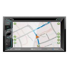Soundstream Vrn-624B Dvd/Cd/Mp3 Player 6.2� Touchscreen Navigation Gps Bluetooth