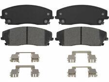 For 2013-2014 Chrysler 200 Brake Pad Set Front Pagid 77661MG