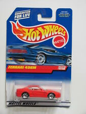Hot Wheels 1999 Ferrari 456M #1118 Rojo