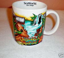 "Seaworld, San Diego Collector Mug ""Shipwreck Rapids""  by LINYI - EUC"
