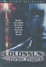 Colossus The Forbin Project With Eric Braeden DVD Region 1 025192620423