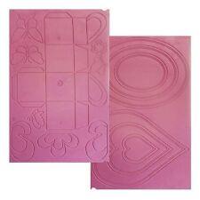 Crafters Companion ULTIMATE PRO GOFFRATURA Board dispo Boxes-GRATIS UK P & P