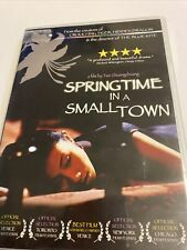 Springtime in a Small Town DVD Very Good Tian Zhuangzhuang(DIR) 2002