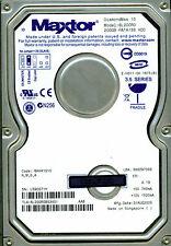 Maxtor 3.5 IDE 200GB MDL: 6L200R0 Code: BAH41G10 N, M, G, A