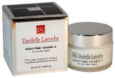 Danielle Laroche NIGHT-TIME CREAM VITAMIN C For all Skin Types 50ml/1.69
