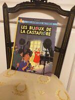 Hergé : Tintin : Les Bijoux de la Castafiore – Casterma – 1966 – TBE