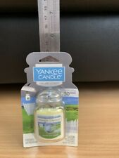 Car Freshener Clean Cotton Scent (Yankee Candle)