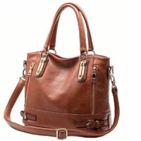 Women Luxury Brand Designer Casual Genuine Leather Handbag Nice Fashion Shoulder