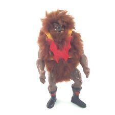 MOTU Dark Face GRIZZLOR Masters of the Universe Vintage Figure Rare