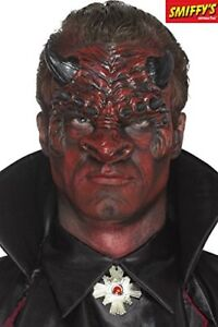 Devil Head Prosthetic Halloween Foam Latex