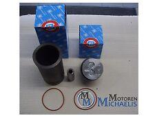 Zylinder mit Kolben - Fendt Farmer 2D - MWM KD110.5 - KS - Kolbensatz komplett -