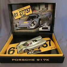 930C Rare FLY 96055 Porsche 917K Slot Car 61 27737
