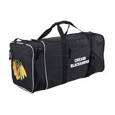 NHL Chicago Blackhawks Sporttasche Tasche Duffle Bag Northwest Team Eishockey