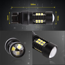 1pc Red LED Light Bulb 21SMD 1200 Lumens Extremely Bright Brake Tail Stop Light