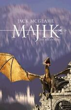 Majik : The Beginning by Jack McGlame (2012, Hardcover)
