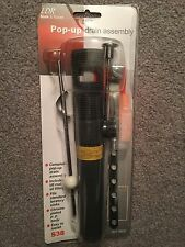 Ldr 501 9800 Complete Plastic Body Pop Up Unit, Chrome S38