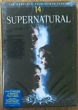 Supernatural season 14 dvd