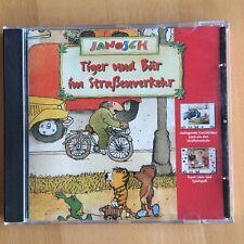 PC MAC Spiel JANOSCH Tiger und Bär im Straßenverkehr lernen Computerspiel
