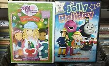 Holly Hobbie & Friends Christmas Wishes + Barney Jolly Holiday - 2DVD SET