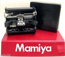 Mamiya 645 AFD III / AFD II / AFD/AF 120/220 FILM INSERT HN402 [2 frames/second]