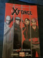 X-Force : Dirty/Tricks by Si Spurrier (2014, Paperback)