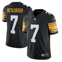 Nike Pittsburgh Steelers Ben Roethlisberger #7 Vapor Untouchable Limited Jersey
