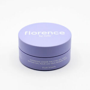 Florence by Mills Swimming Under the Eyes Gel Pads 60 pads - Brand New Boxed