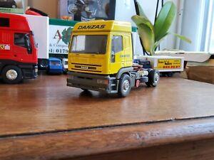 Iveco eurotech danzas camion eligor lbs 1/43