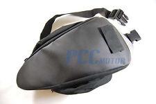 Zipper Triangular Outdoor Bicycle Polyester Dual Pocket Multi Purpose Bag M TK20