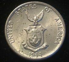 1944-S US Philippines 5 Centavos Nice Coin