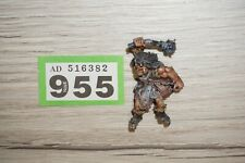 Warhammer Fantasy Citadel Chaos Ogre Metal LOT 955