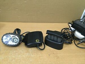 Petzl Duo Headlamp Head Torch Waterproof with Dock And Charger