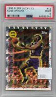 Kobe Bryant 1996-97 Topps Draft Picks Redemption #13 RARE Rookie PSA 9 RC