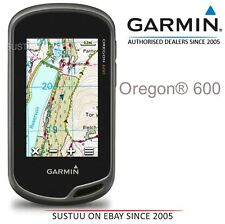 Garmin Oregon 600│Outdoor Handheld GPS│Walking-Hiking│*Worldwide Edition Basemap