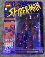 Marvel Legends SPIDERMAN SPIDER-MAN Retro MIP!