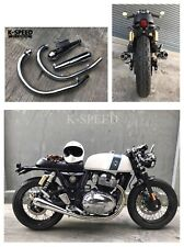 Exhaust for Royal Enfield Interceptor and Continental GT 650 V.5