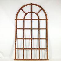 961A Gusseisen Fenster 163 x 93 cm Loft Eisengitter Stallgitter Stallfenster Guß
