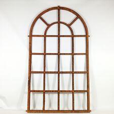 961A Gusseisen Fenster 163 x 93 cm Loft Orangerie Stallfenster Industrial Design