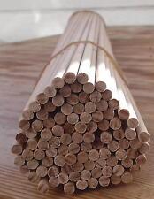 50 stk. madera-barritas 4 x 500mm alrededor de vara de haya bricolaje bricolaje decoración de modelismo
