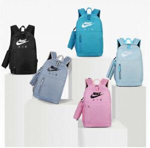 New Unisex Boys Girls School Backpack Travel Rucksack Gym Sports Travel Holiday