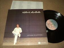 "@ GILBERT LAFFAILLE 33 TOURS LP 12"" FRANCE NETTYAGE DE PRINTEMPS..."