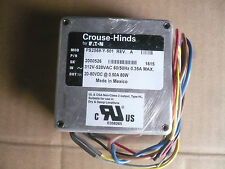 Lot of 38 New Eaton Crouse Hinds LED Light Driver PS2569-Y-501