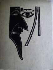 Art, werner Gothein, illustré des livres, Gothein de Job, gravures,