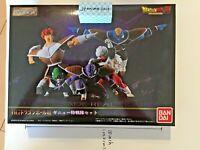 Premium BANDAI HG Dragon Ball Ginyu Tokusentai Set Figure