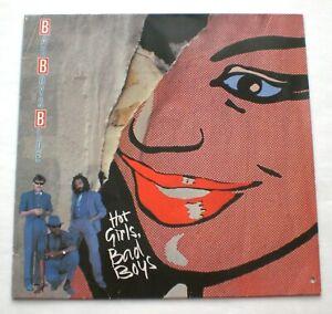 Bad Boys Blue – Hot Girls, Bad Boys Vinyl LP Coconut 207 053 You're a woman !!!