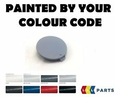 BMW e81 e87 Front M Sport ANTI-CHOCS Tow Hook Eye Cover Painted by Your Colour Code