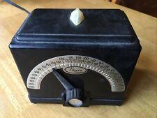 Vintage Franz Electric Metronome Model Lm-Fb-4 4 Watts 6707 664B Brown Bakelite
